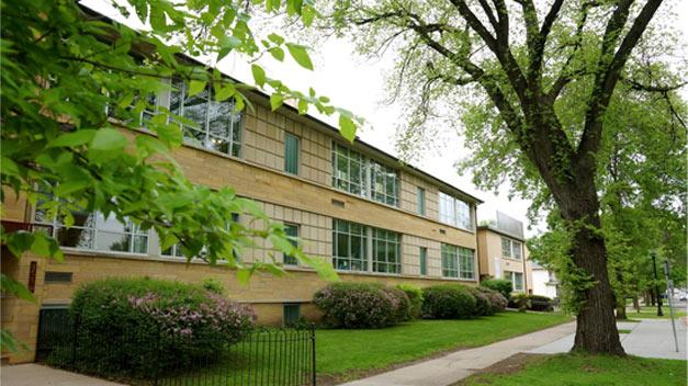 Stonebridge World School Building